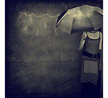 Never Rains But It Pours Photographic Print