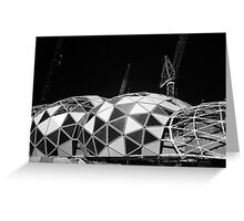 Under Construction - Melbourne Greeting Card