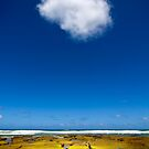 Cloud at low tide - Vertical by Hans Kawitzki