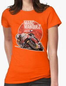 Marc Marquez - 2015 Austin Womens Fitted T-Shirt
