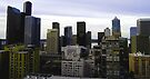 Seattle's City Skyline by Tori Snow