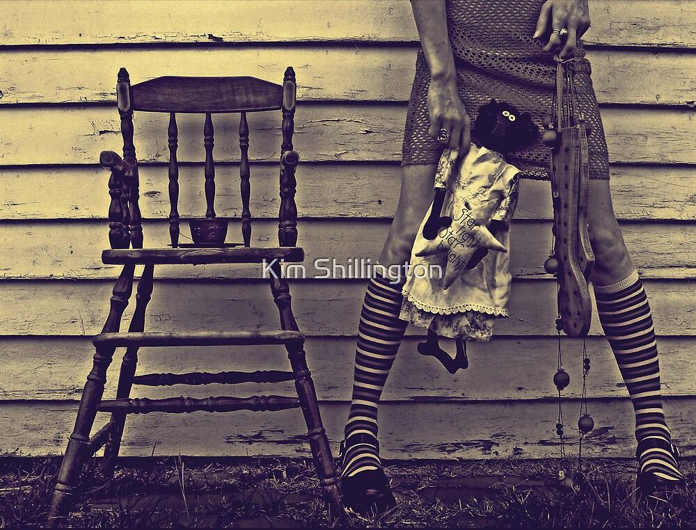 Stealing Some Memories by Kim Shillington