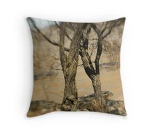 Grow old together Throw Pillow