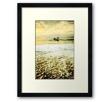 Surf Lifesavers Framed Print