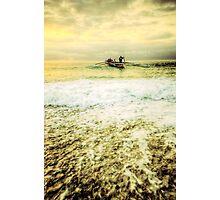Surf Lifesavers Photographic Print