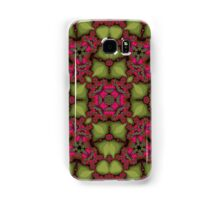 Colorful trendy pattern Samsung Galaxy Case/Skin
