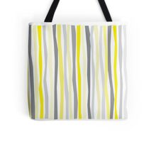 Lemon Delight on a Gray Day Tote Bag