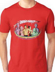 Embrace Diversity Unisex T-Shirt