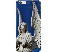 Manchester Angel iPhone Case/Skin