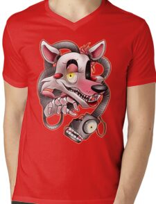 Five Nights at Freddy's - Mangle Mens V-Neck T-Shirt