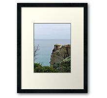 12 Apostles, Great Ocean Road, Victoria tower Framed Print