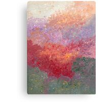 Blaze (acrylic) Canvas Print