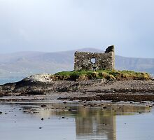 Ballinskelligs Castle by CFoley