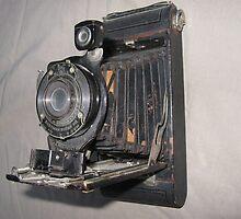 Old Kodak Camera by Lozzie5243