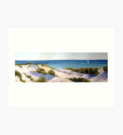 Ocean Reef Dune #53 Art Print
