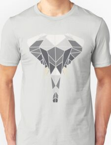 Geometric Elephant Unisex T-Shirt