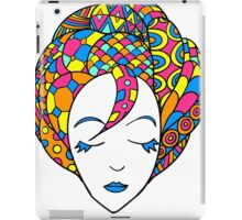 Goddess 10 iPad Case/Skin