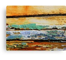 Sunny Day At the Beach Canvas Print