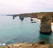 12 Apostles, Great Ocean Road, Victoria another view by SDJ1