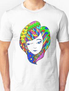 Goddess 5 of Book 2 Unisex T-Shirt