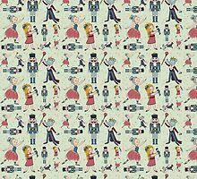Nutcracker Pattern by megsneggs