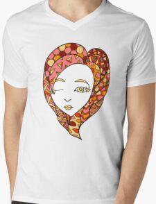Goddess 6 of Book 2 Mens V-Neck T-Shirt