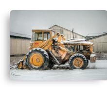 Volvo BM Canvas Print