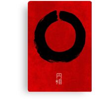 ENSO IN JAPAN Canvas Print