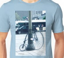 Bicycle for Experts Unisex T-Shirt