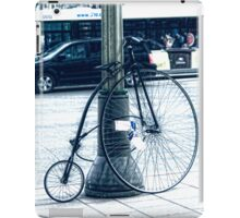 Bicycle for Experts iPad Case/Skin