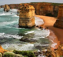 """The Twelve Apostles""...The Great Ocean Road by Sue  Fellows"
