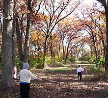 Inspecting the future homesite by nealbarnett