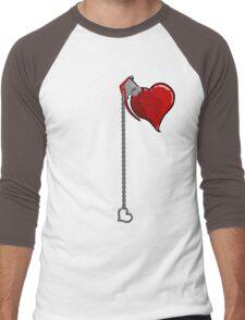 Explosive desire Men's Baseball ¾ T-Shirt