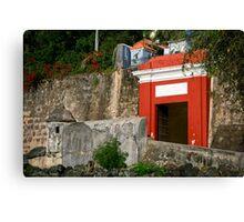 La Puerta de San Juan Canvas Print