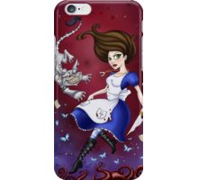 Falling Into Madness iPhone Case/Skin
