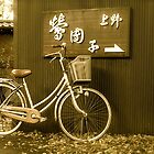 The bike of Japanese culture by EvonYong