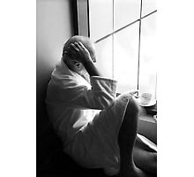 Morning Contemplation Photographic Print