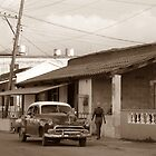 Streetside, Cojimar, Cuba by apricotargante