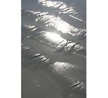 Silver Magic Photographic Print