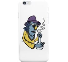 Zoot Smoking Weed iPhone Case/Skin