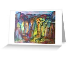 Ilkley Rocks Greeting Card