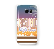Sonic 2 - Casino Night Zone (Clean) Samsung Galaxy Case/Skin
