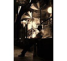 A Long night Photographic Print