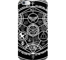 My Make Up Inverted iPhone Case/Skin