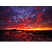 Red Rocks #2 Photographic Print