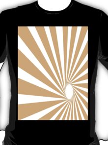 Spiral Sun T-Shirt T-Shirt
