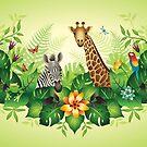 Jungle Magic by Sarah Jane Bingham