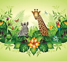 Jungle Magic by Sarah Jane Bingham