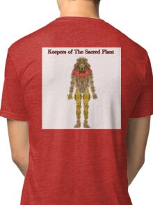 Keepers of The Sacred Plant - KOTSP Tusk Tri-blend T-Shirt