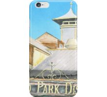 Highland Park Distillery iPhone Case/Skin